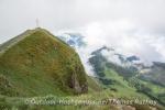 Gipfelkreuz des Diedamkopfes