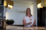 Affentaler Winzer, im Bild die Affentaler Weinkönigin Alisa I.