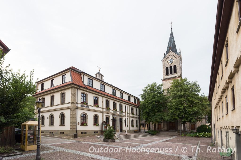 Mühlheims schöne Altstadt
