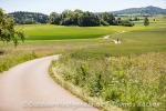 Weite Landschaft auf der Schwäbischen Alb