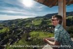Sonnige Aussichten auf Oberharmersbach