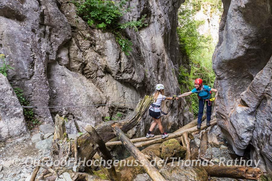 Klettersteig Für Anfänger : Abenteuer klettersteig für anfänger geo