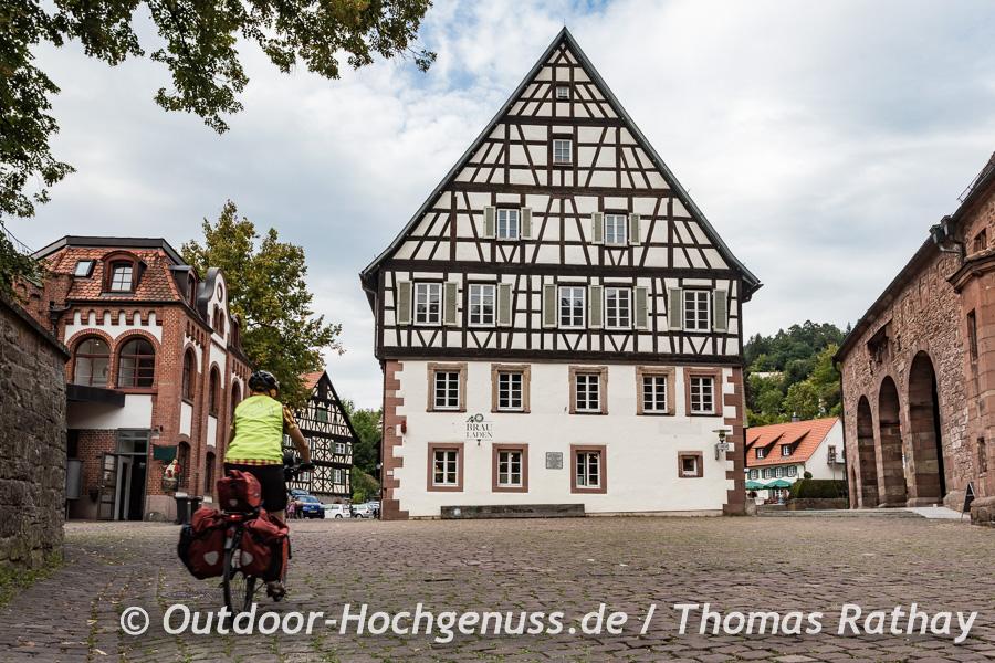 Alpirsbach lohnt auch für nicht Bierfreunde