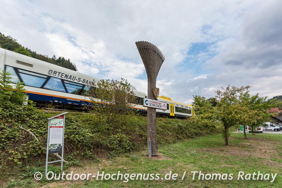 Flösserstadt Schiltach