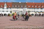 Startpunkt Marktplatz Freudenstadt