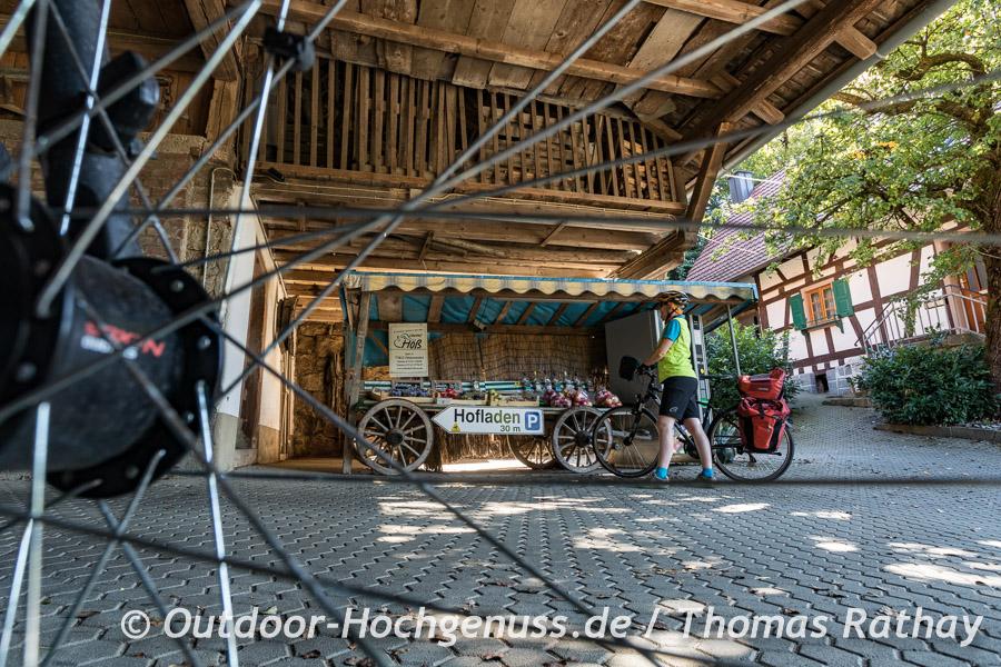 Hofladen Nr. 1 in Ottersweier