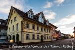 Etappenziel Gasthof Blume in Kuppenheim