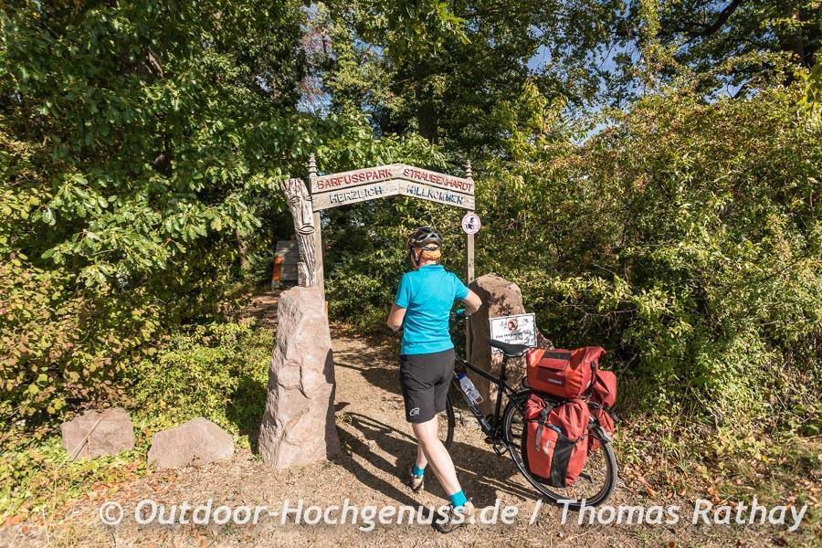 Barfusspark Straubenhardt