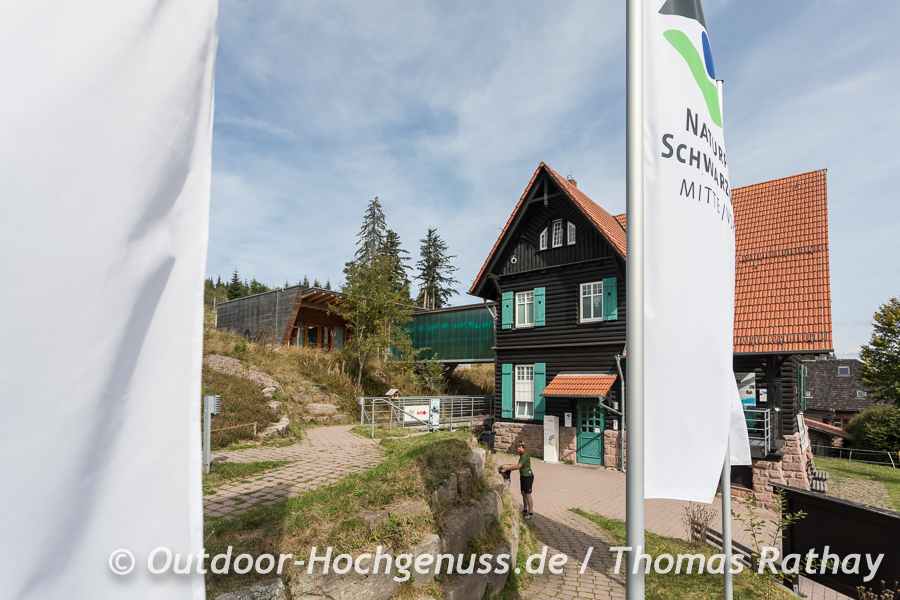 Naturpark Infozentrum Kaltenbronn
