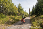 Auf dem Weg zum Hohlohturm oder Kaiser-Wilhelm-Turm