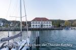 Kleiner Hafen in Ludwigshafen am Bodensee