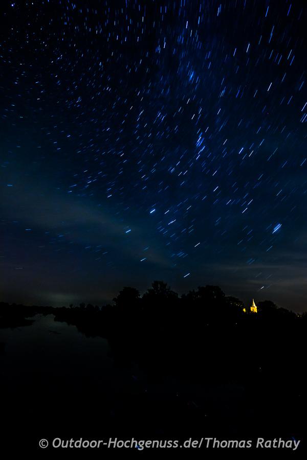 Abends im Sternenpark Westhavelland