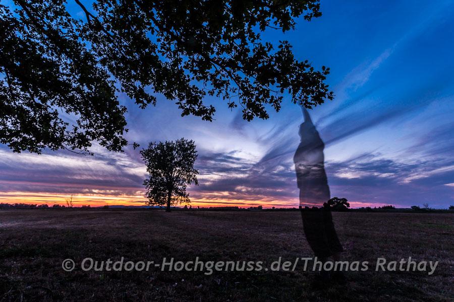 Nach den Sternen greifen in Brandenburg