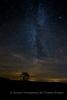 Milchstrasse über dem Sternenpark Westhavelland