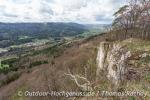 Aussicht von der Ruine Schalksburg