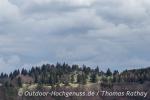 Blick zum markanten Heersberg