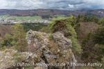 Felsen und Ausblick