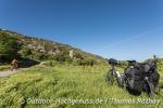 Mit dem Fahrrad um den Mont Ventoux