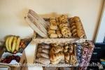 Was wäre ein französisches Frühstück ohne Baguette, Pain au chocolat und Escargot?