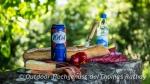 Picknick unterwegs auf der ViaRhôna