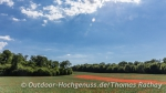 Wunderschöner Farbtupfer: Mohnfelder oder coquelicot, wie ihn die Franzosen nennen!