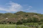 Wer auf der ViaRhôna unterwegs ist, durchquert die verschiedenen Weinlagen des Rhonetals