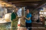 In der alten Ölmühle in Chanaz wird wieder produziert