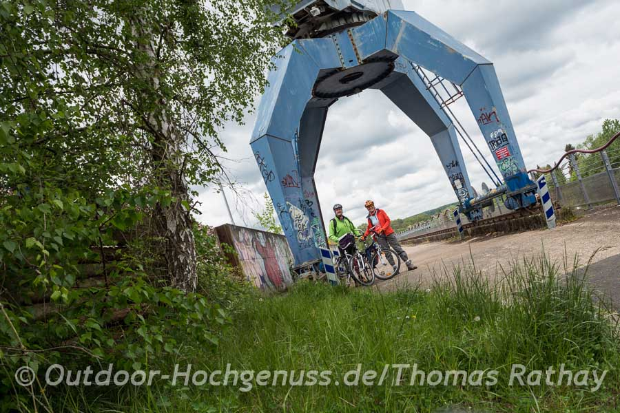 Saar-Elsass-Radtour