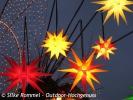 Sternen- und Lichterzauber auf dem Ludwigsburger Weihnachtsmarkt.
