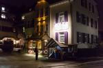 Späte Ankunft am Hotel Badblick