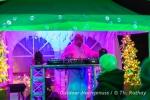 DJ Eisbär auf dem 360° Schiff