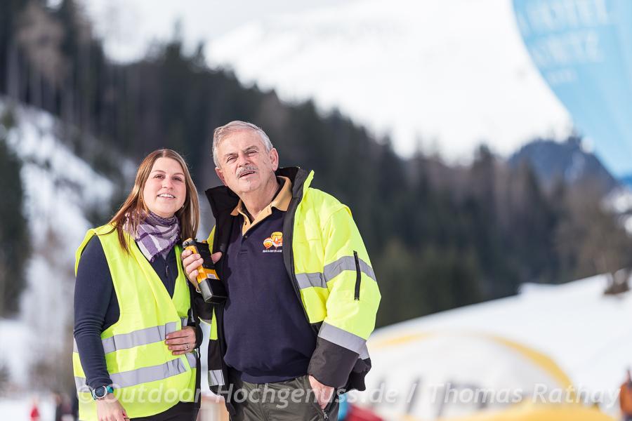 Bianca Hofer und Rudolf Richard Hofer
