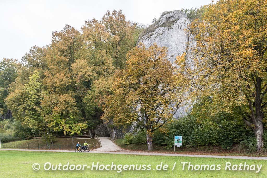 Höhlenvielfalt auf der Schwäbischen Alb.