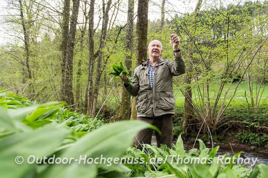 Unterwegs mit Xaver Weber, dem Schwarzwald Guide