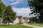 Auch im Kloster kann man übernachten