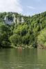 Felsige Donau
