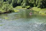 Strömende Donau