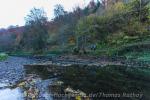 Spektakuläres Naturphänomen, die Donau verschwindet in den Schlucklöchern