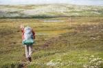 Wandern im Fulufjäll
