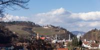 Schloss Eberstein grüßt