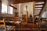 Die kleinste Kirche Brandenburgs in Bahnitz