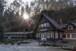 Wandern auf dem Malerweg im Elbsandsteingebirge Tag EINS