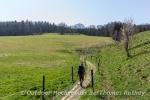 Wandern auf dem Malerweg im Elbsandsteingebirge Tag SIEBEN