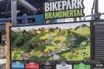 Neben der Kartstrecke gibt es noch vier Mountainbike-Strecken im Bikepark.