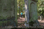 Kulturelles Highlight -  der jüdische Friedhof mit Führung