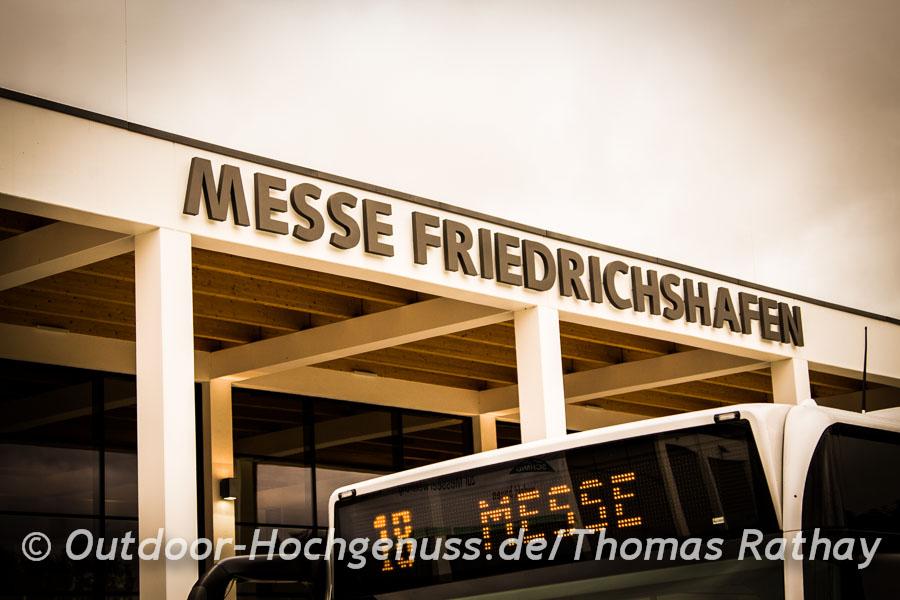 Europa, Deutschland, FriedrichshafenDie OutDoor ist die Messe der Outdorrbranche in Friedrichshafen am Bodensee