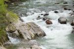 Gurgelndes Wasser der Passer