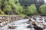Breiter Weg am breiten Bach