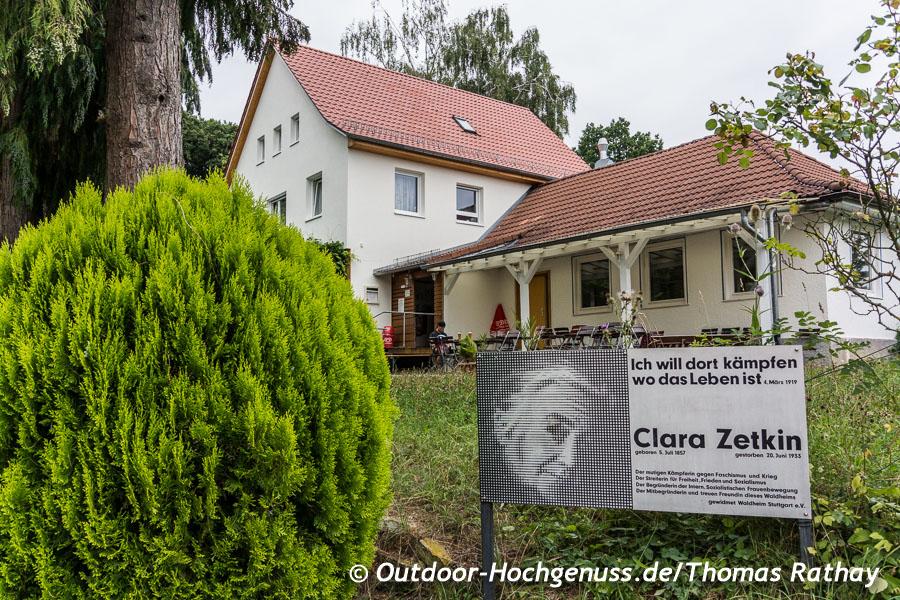Clara Zetkin Haus