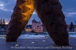 Tannenzäpfle von Stefan Strumbel in Rothaus